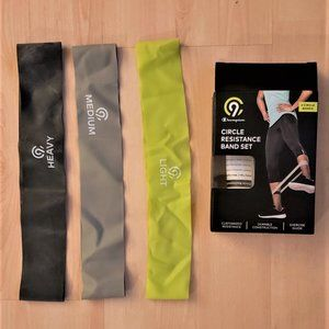 New Exercise Bands